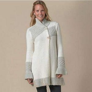 🆕️ Prana   Asymmetrical Cardigan with Snap Button
